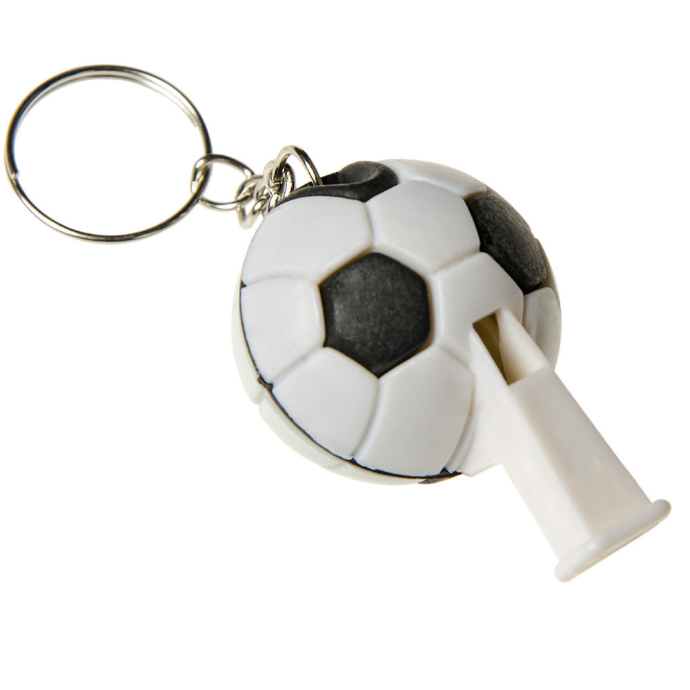 Sleutelhanger Voetbalfluit