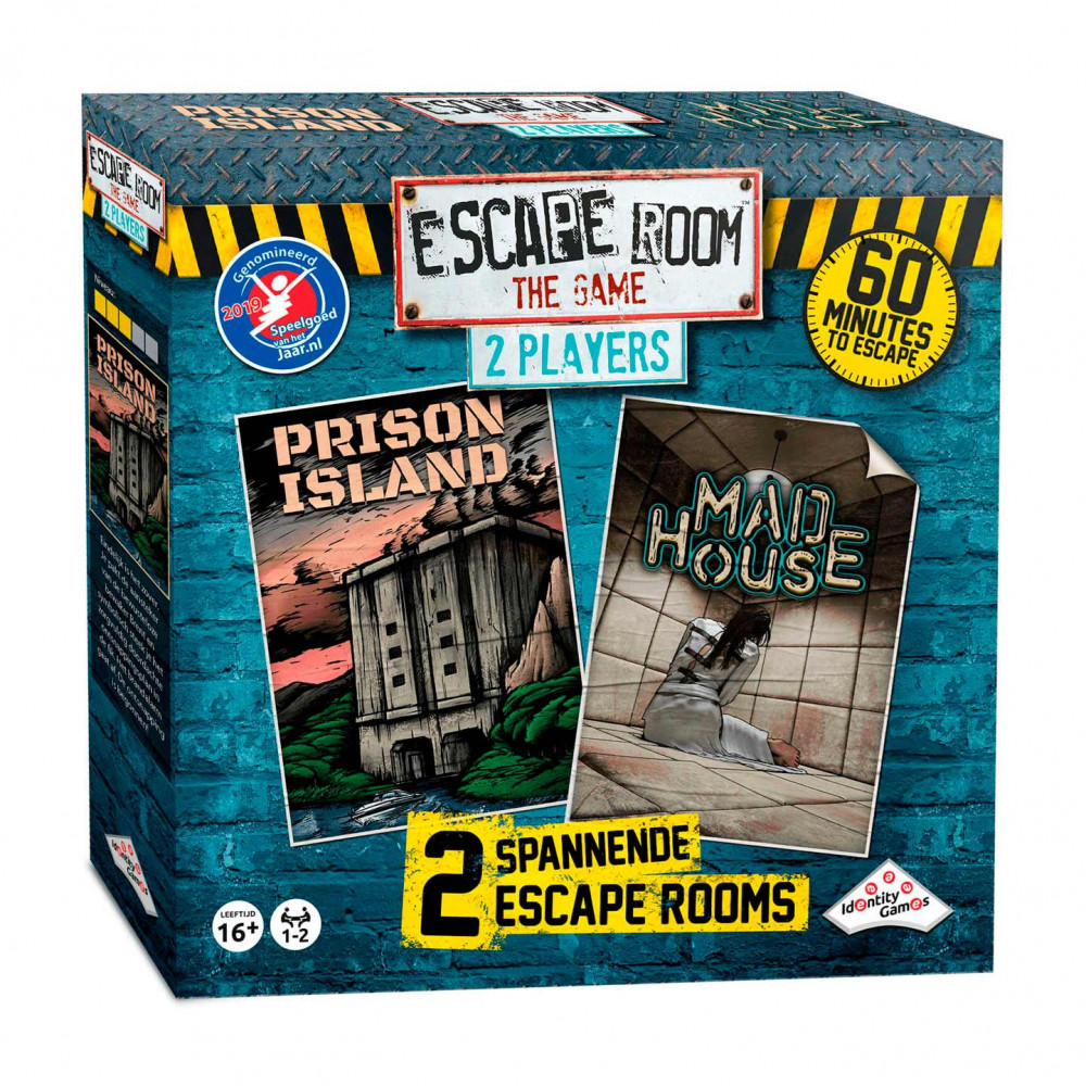 Escape Room The Game, 2 Spelers
