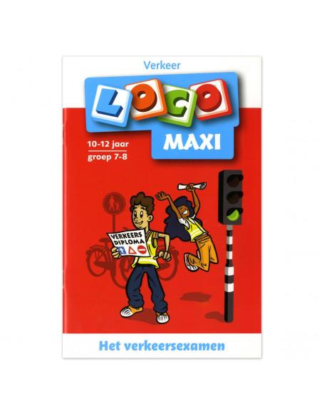 Maxi Loco - Het verkeersexamen (10-12)