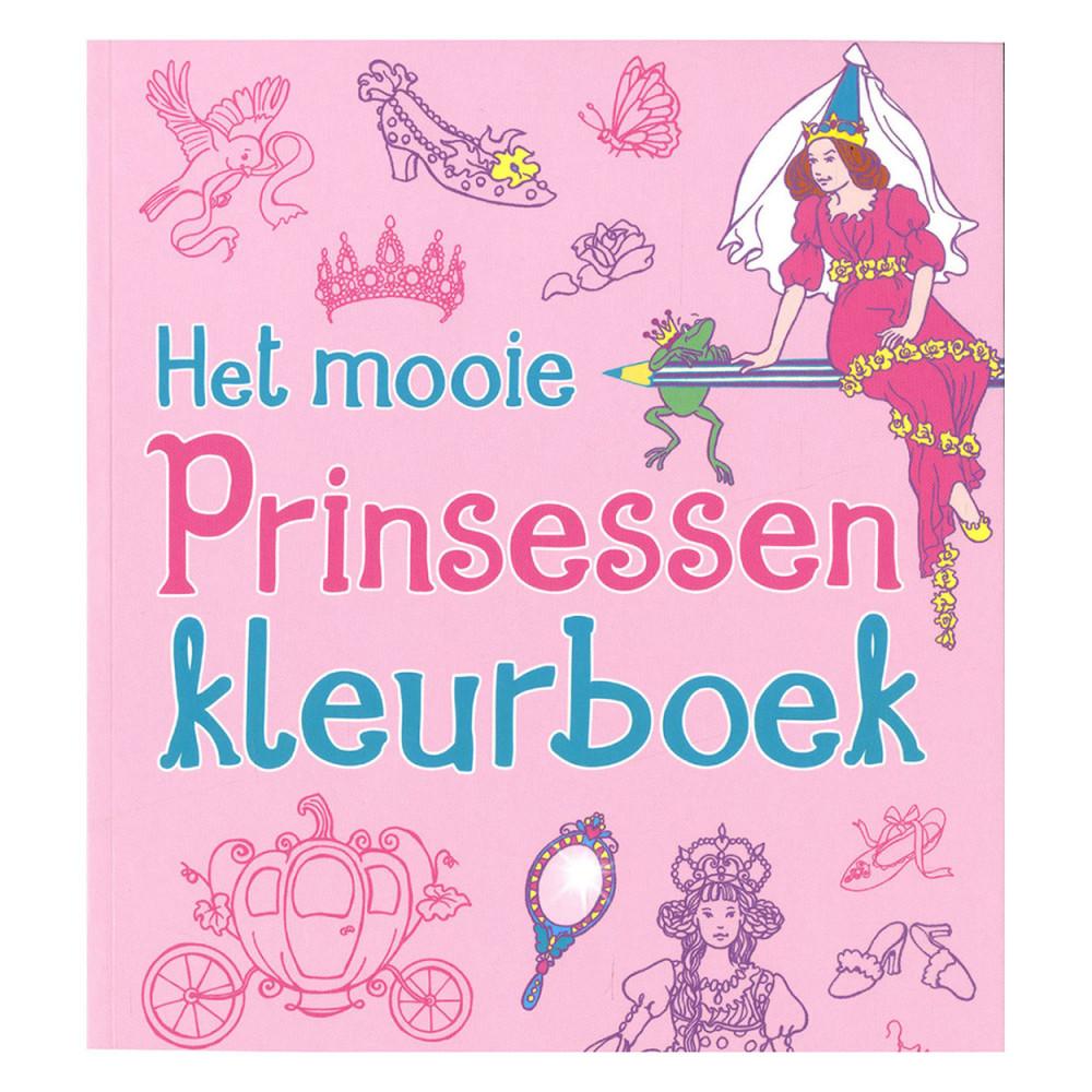 Het Mooie Prinsessen Kleurboek