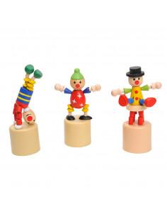 Drukfiguur Clown