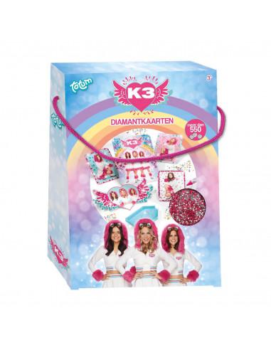 Totum K3 Diamantkaarten Maken