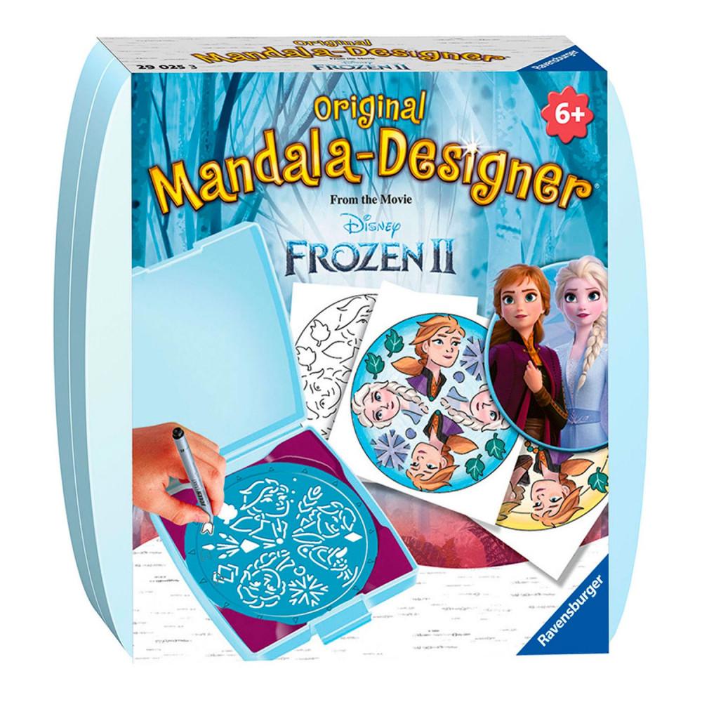 Disney Frozen 2 Mandala-Designer Mini