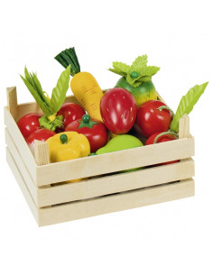 Goki Fruit en groenten in krat