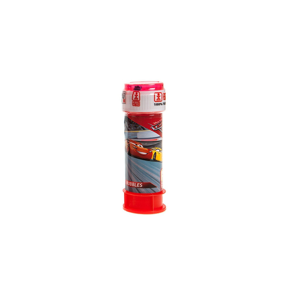 Cars 3-Bellenblaas 60 Ml
