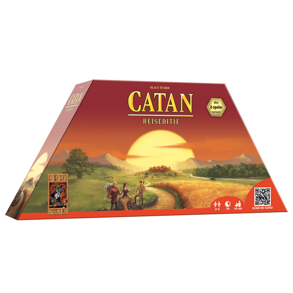 De Kolonisten van Catan Reiseditie