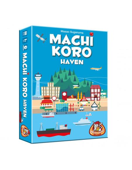 Machi Koro Uitbreiding - Haven