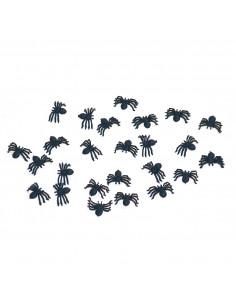Tafeldecoratie Spinnen, 25st.