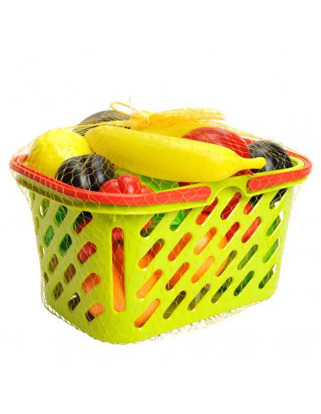 Fruitset in Mand