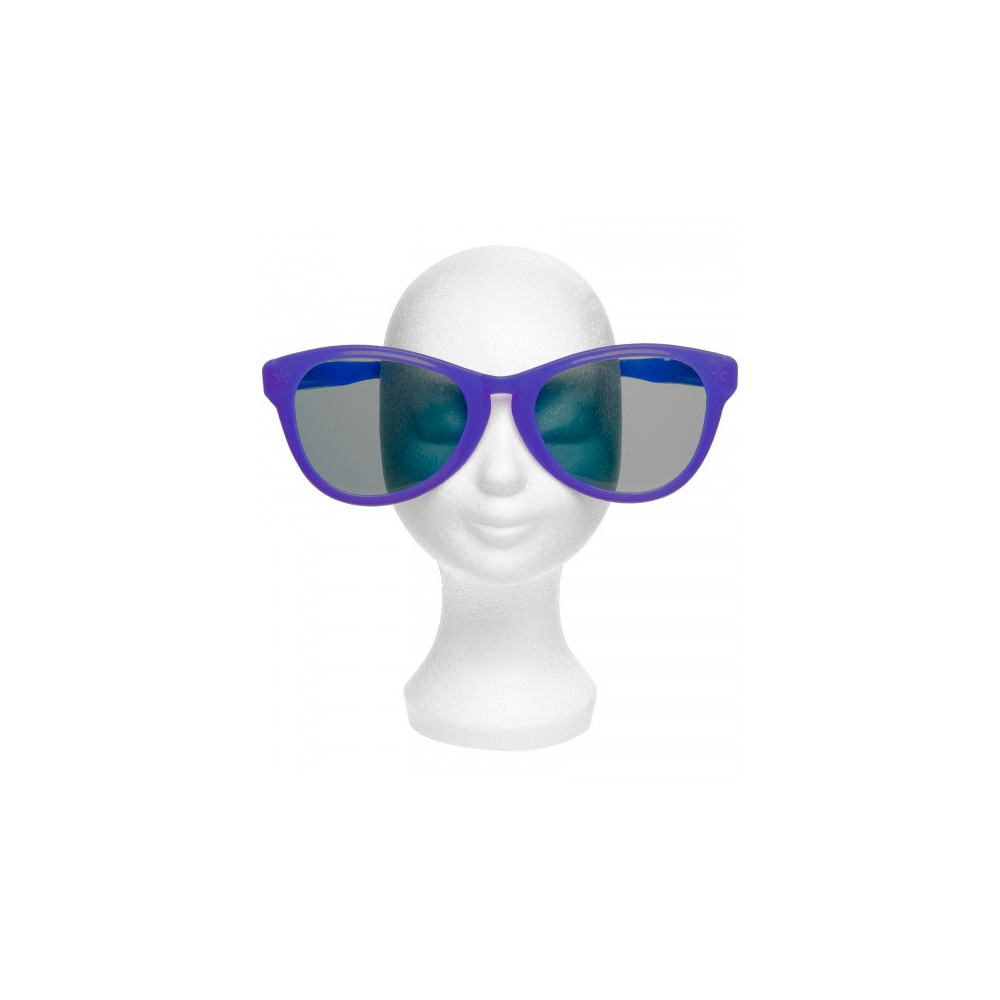 Funny Glasses 25,5 Cm Paars