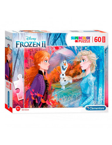 Clementoni Maxi Puzzel Disney Frozen...