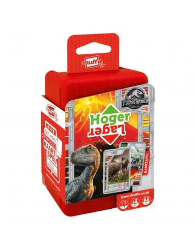 Shuffle Jurassic World - Hoger Lager