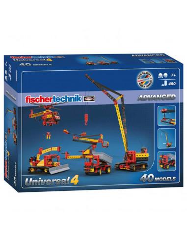 Fischertechnik Advanced - Universal 4