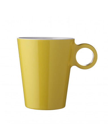 Mepal Mok Wave - Latin Yellow, 300 ml