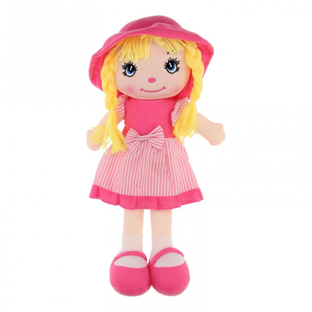 Lappenpop Meisje - Roze