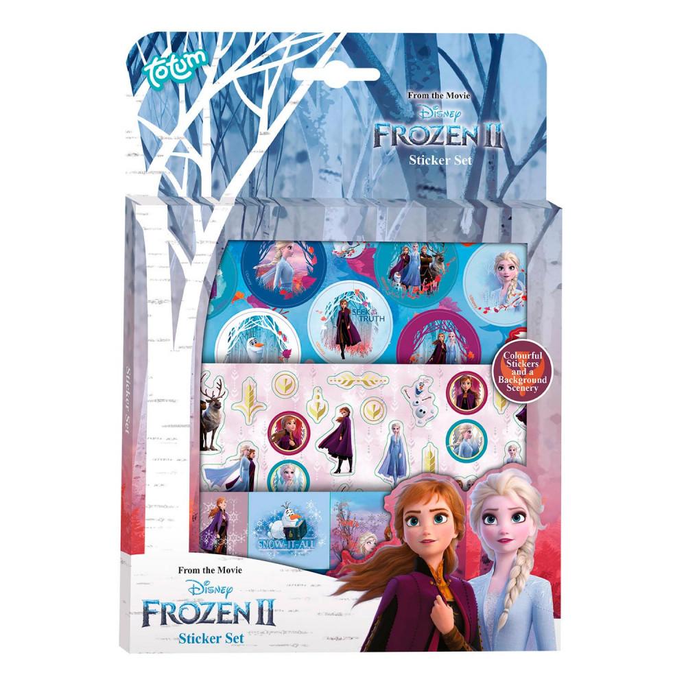 Totum Disney Frozen 2 - Stickerset