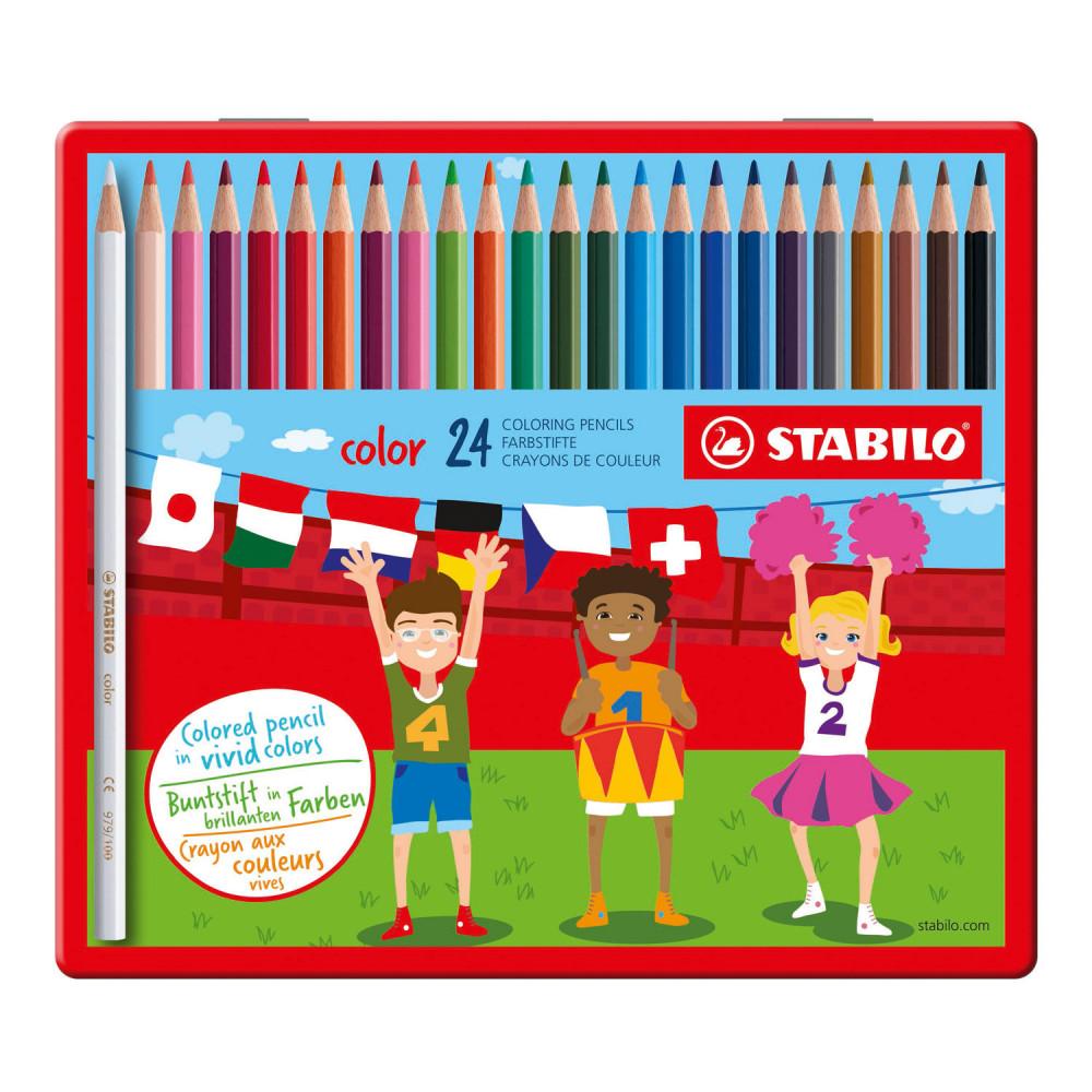 STABILO Color 979 - 24 Kleuren