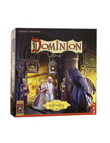 Dominion: Intrige Kaartspel Tweede...