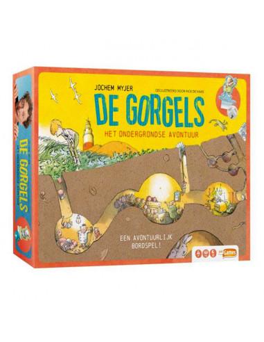 De Gorgels Bordspel