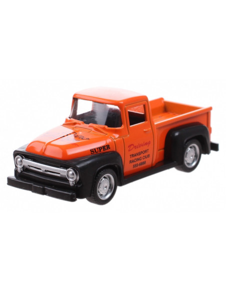 Die-Cast Pick-Up Modern City 10 Cm Oranje