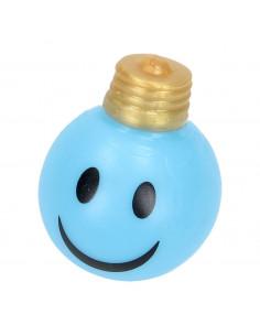 Splat Bal Gloeilamp met Smiley