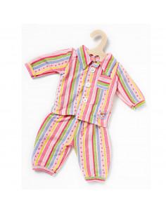 Poppen Pyjama, 35-46 cm