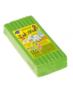 Boetseerklei Groen, 500gr.