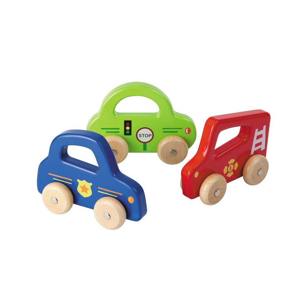 Jouéco Houten Auto