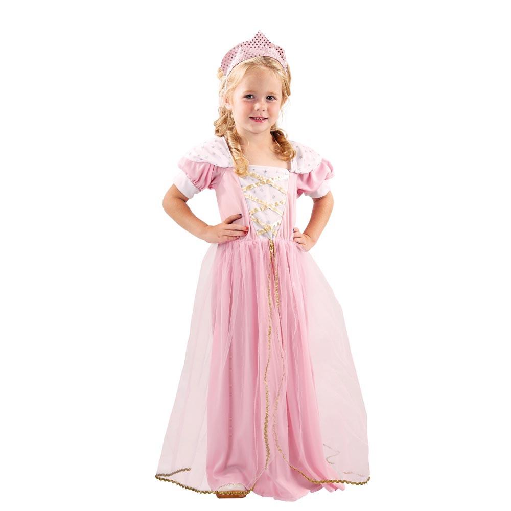 Kinderkostuum Darling Prinses 3-4