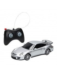 RC Porsche 911 GT2 - Zilver