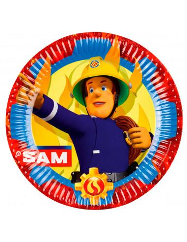 Brandweerman Sam Bordjes, 8st.