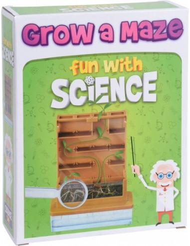 Wetenschappelijke Speelset Plant Doolhof