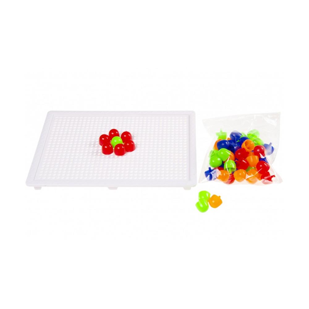 Insteekmozaiek 19 Cm Multicolor