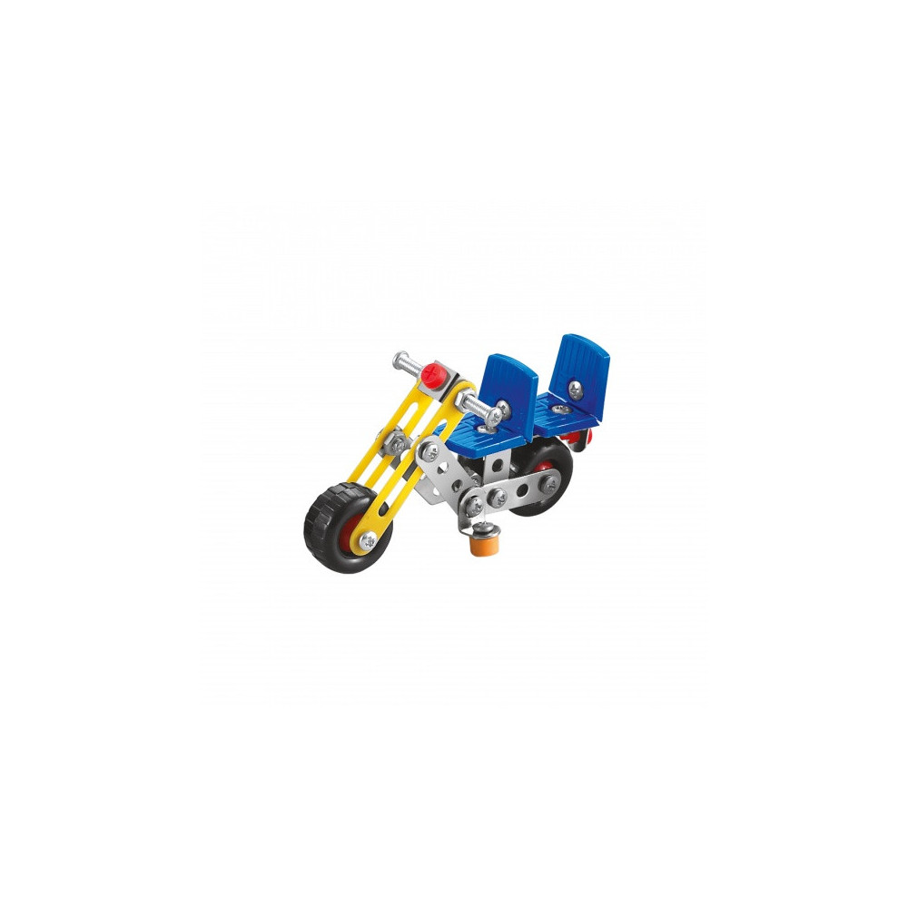 Metal Construction Motor 55-delig