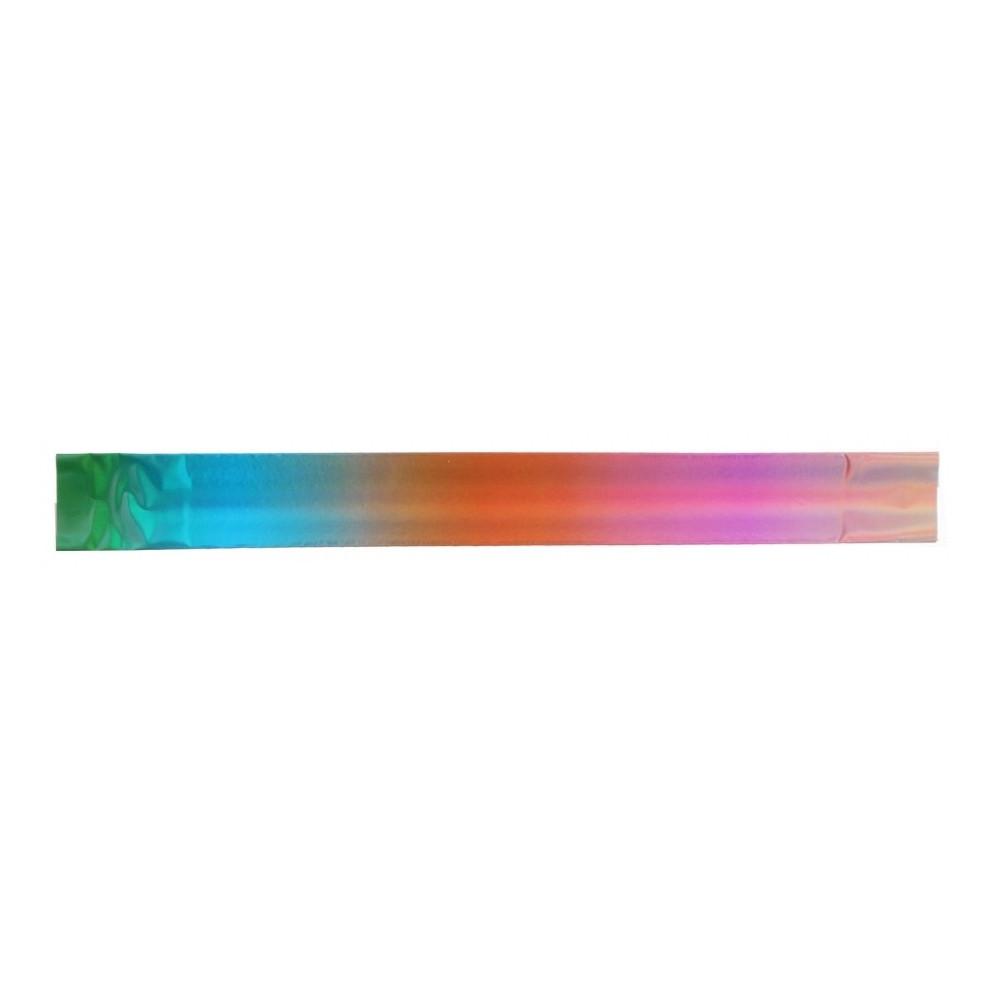 Klaparmband Regenboog 23 X 2,5 Cm 4 Stuks