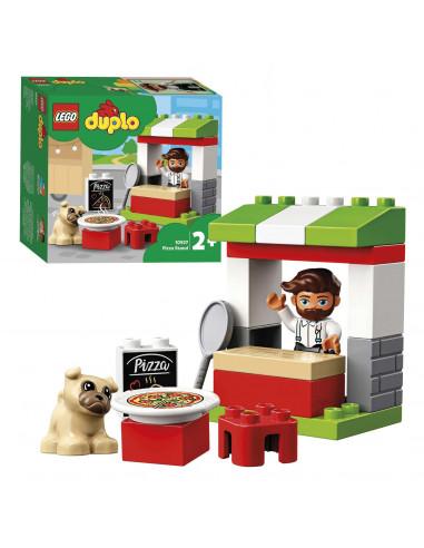 LEGO DUPLO 10927 Pizza Kraam