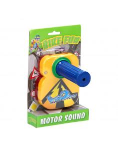 Fiets-sirene Motor Geluid