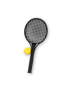 Tennisracket Junior met Bal