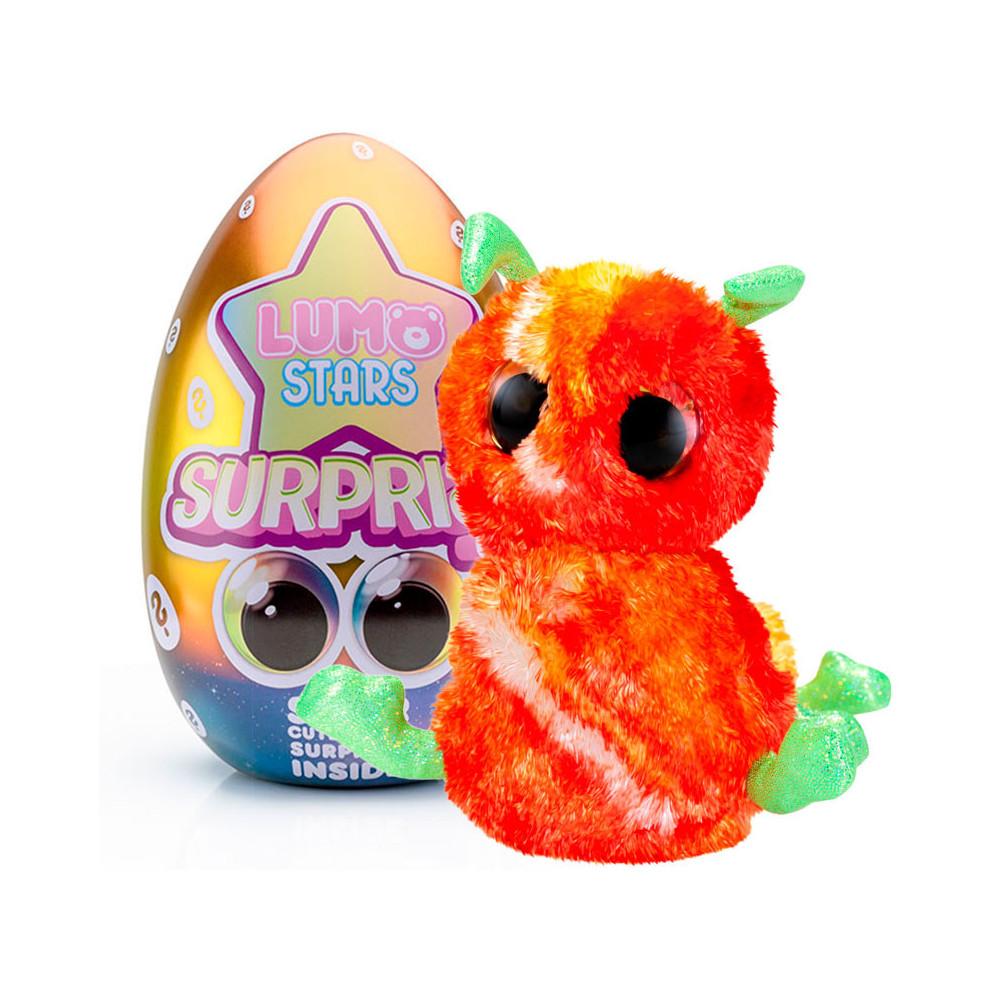 Lumo Stars Collectible Surprise Egg - Mier Pat, 12,5cm