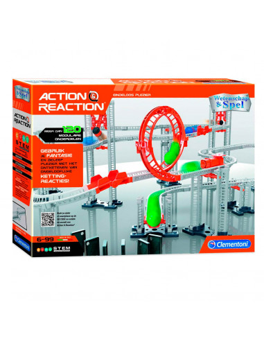 Clementoni Action & Reaction - Luxe...