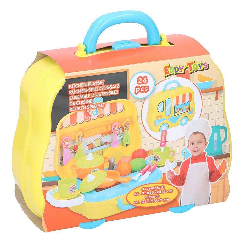 Speelkeuken In Koffer
