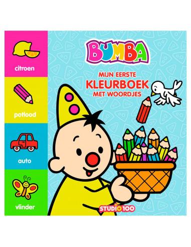 Bumba Kleurboek met Woordjes
