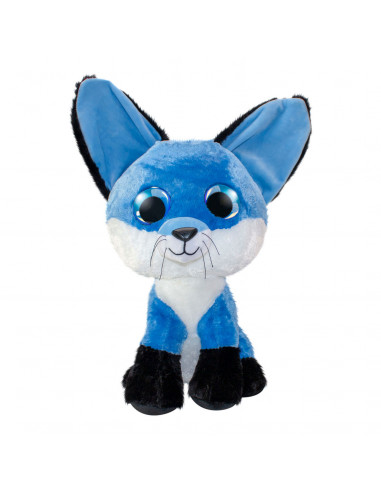 Lumo Stars Huge - Fox Blueberry, 42cm