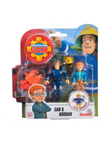 Brandweerman Sam Speelfiguren - Sam &...