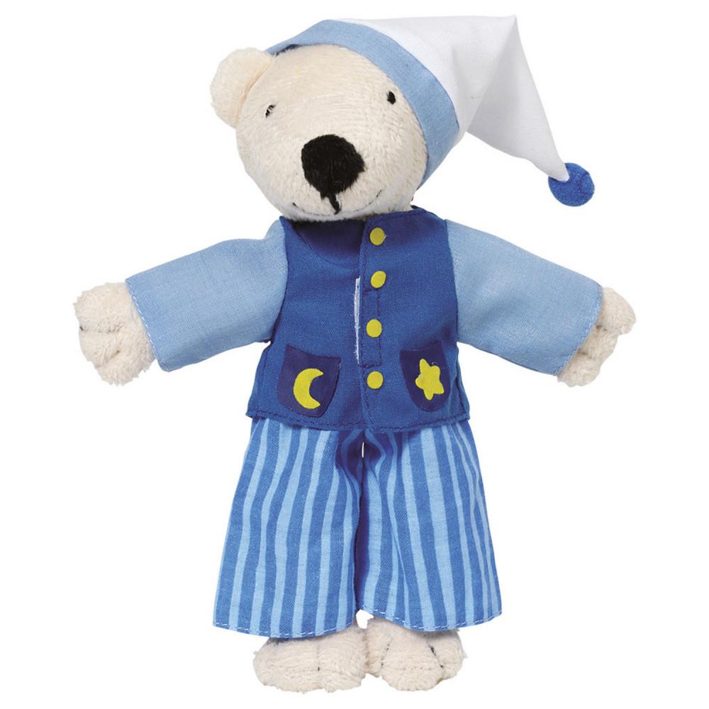Goki aankleedpop beer