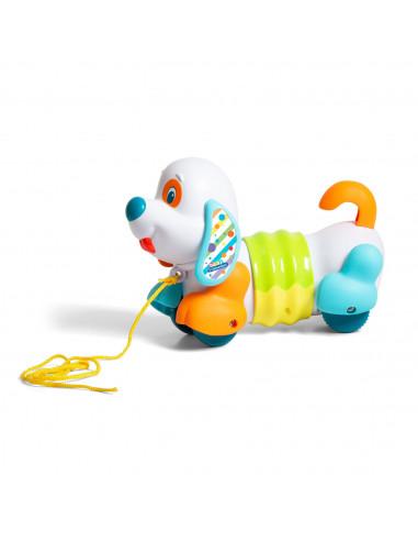 Clementoni Baby - Trekdier Hond