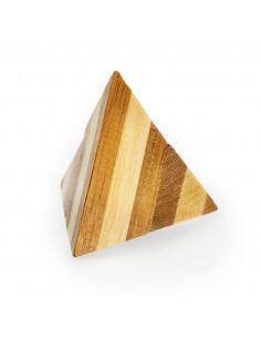 3D Bamboo Breinpuzzel Pyramid *
