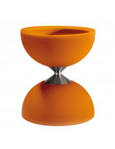 Rubber Diabolo - Oranje