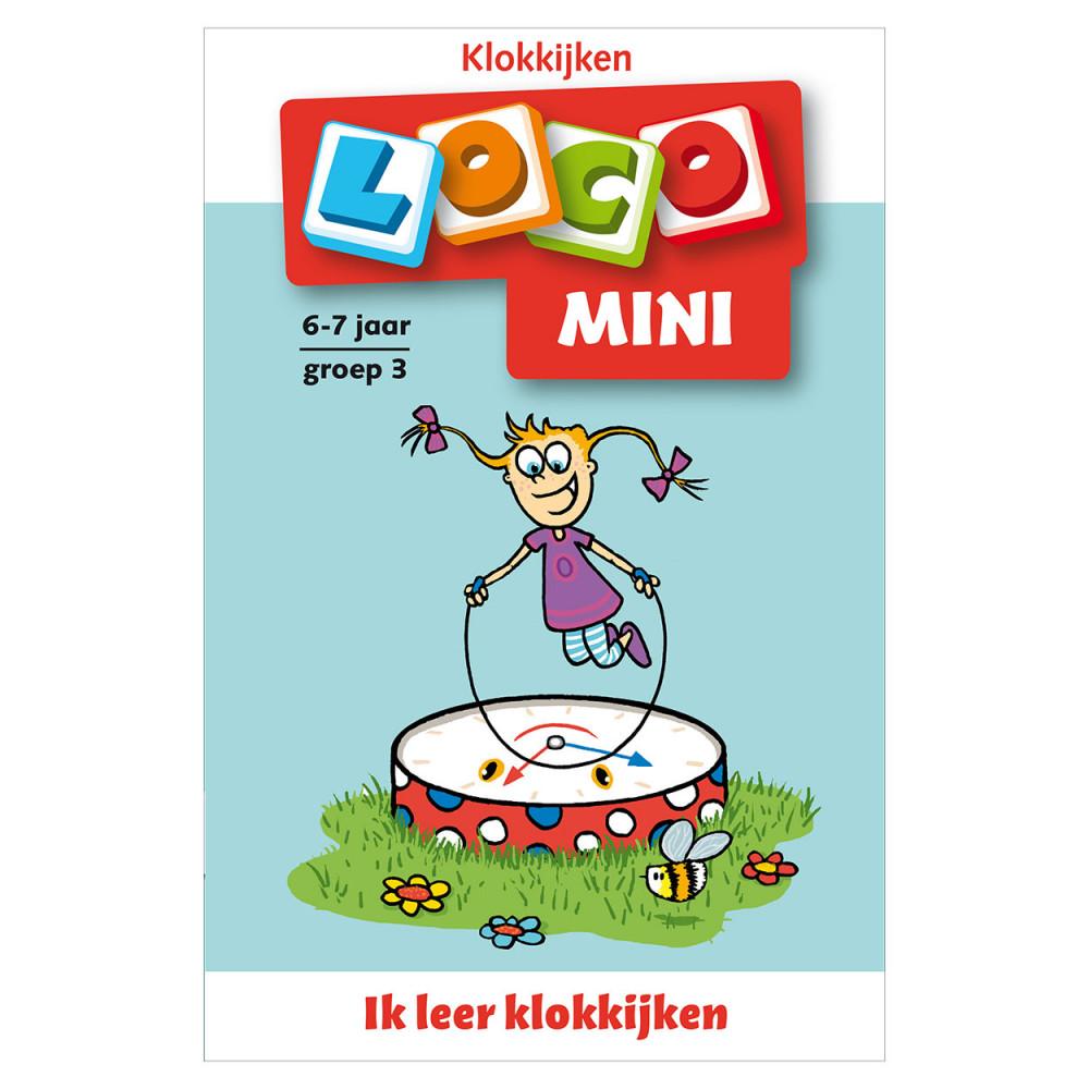 Mini Loco - Ik leer klokkijken