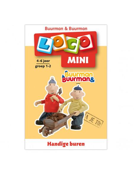 Mini Loco Buurman en Buurman - Handige Buren